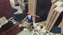 Marvel's Spider-Man - Remastered - Performance Mode 60fps Footage