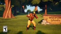 Fortnite - New DLC: Wolverine Update Trailer