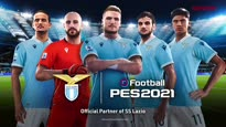eFootball PES 2021 Season Update - Lazio Rom Partnership Trailer