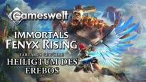 Immortals: Fenyx Rising - Tartaros-Lösung: Heiligtum des Erebos