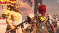 """Auf zum Olymp - Video-Review zum """"Ein Neuer Gott""""-DLC für Immortals: Fenyx Rising"""