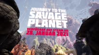 Journey to the Savage Planet - Steam Trailer