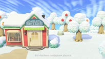 Animal Crossing: New Horizons - Exploring February Trailer