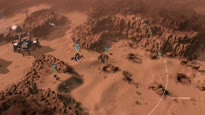 Starship Troopers: Terran Command - Canyon Ambush Trailer