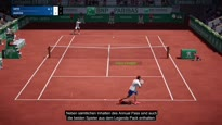 Tennis World Tour 2: Complete Edition - Updates + Annual Pass & Next-Gen Trailer
