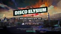 Disco Elysium - Final Cut Release Date Trailer