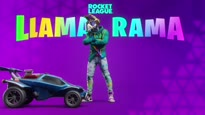 Rocket League - Llama-Rama 2021 Trailer