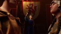 Crusader Kings III - Royal Court Announcement Trailer