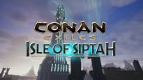 Conan Exiles - Isle of Siptah – Launch Date Reveal Trailer