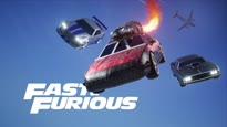 Rocket League - Fast & Furious Bundle Trailer