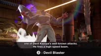 Super Smash Bros. Ultimate - Mr. Sakurai Presents Kazuya