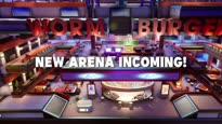 Worms Rumble - Spaceport Showdown Trailer