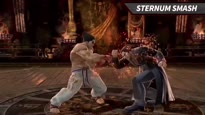 Super Smash Bros. Ultimate - E3 2021 Kazuya Gameplay Trailer