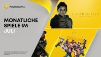 PlayStation Plus - July 2021 Free Games Trailer