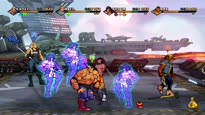 Streets of Rage 4 - Mr. X Nightmare Launch Trailer