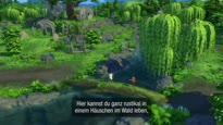 Die Sims 4 - Landhaus-Leben Gameplay Trailer