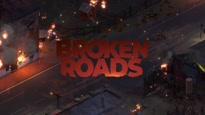 Broken Roads - gamescom 2021 Announcement Trailer