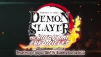 Demon Slayer: The Hinokami Chronicles - gamescom 2021 Rui Boss Battle Trailer