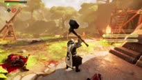 Stray Blade - Ankündigungs-Trailer zum Action-Rollenspiel
