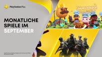 PlayStation Plus - September 2021 Free Games Trailer