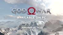 God of War - PC Announcement Trailer